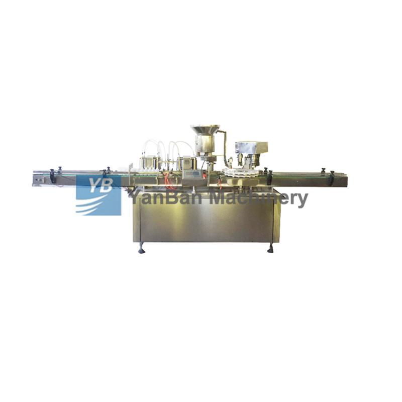 YB-1800套标机专用蒸汽收缩炉