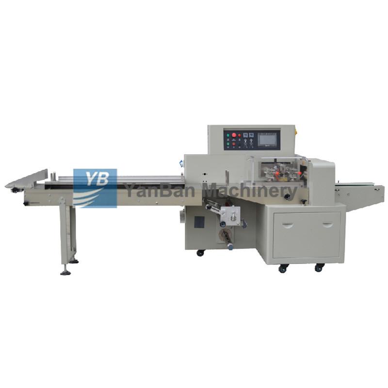 YB-350X 下走纸枕式包装机