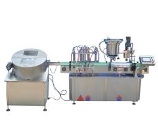 YB-YG4/YB-YG6全自动液体灌装旋(轧)盖机