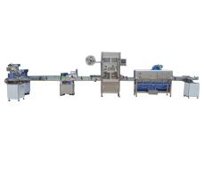 YB-YX2/YB-YX4全自动电子烟油、滴眼液灌装生产线