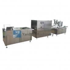 YB-K150  全自动高速口服液灌装生产线