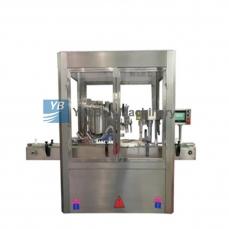 YB-P2 / YB-P4全自动喷雾灌装旋(轧)盖机
