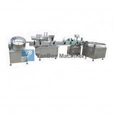 恩平YB-YX2/YB-YX4电子烟油、滴眼液、指甲油、眼影、精油灌装生产线